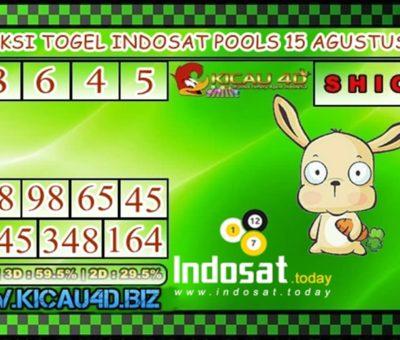 INDOSAT POOLS 15 AGUSTUS