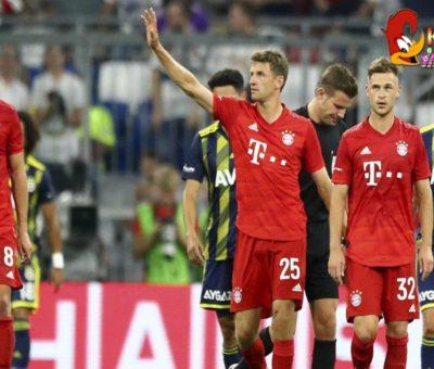Bayern Munchen Bidik Gelar Bundesliga