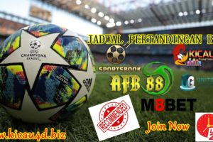 JADWAL PERTANDINGAN BOLA 17-18 NOVEMBER 2019