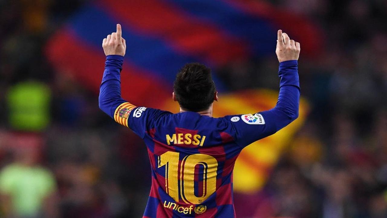 Betapa Beruntungnya Barcelona Punya Messi