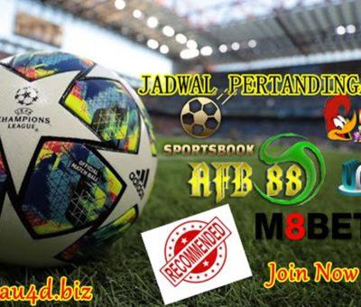 JADWAL PERTANDINGAN BOLA 22–23 DESEMBER 2019