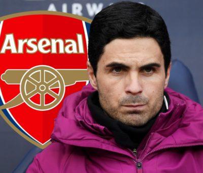 Mikel Arteta Marah di Sesi Latihan Arsenal