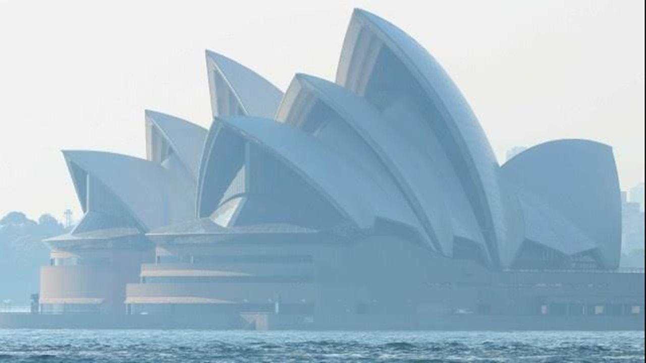 Sydney Deselimuti Asap Dikarenakan Kebakaran Dahsyat