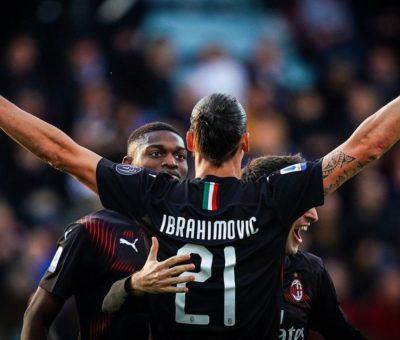 Stefano Pioli Merasa Zlatan Ibrahimovic Membuat AC Milan Lebih Efektif