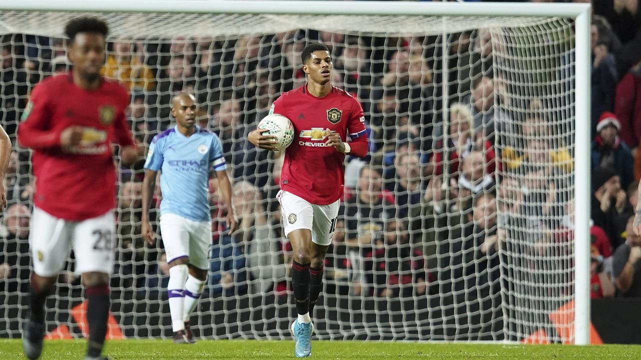 Marcus Rashford Bertekad Balas Dendam atas Kekalahan Manchester United