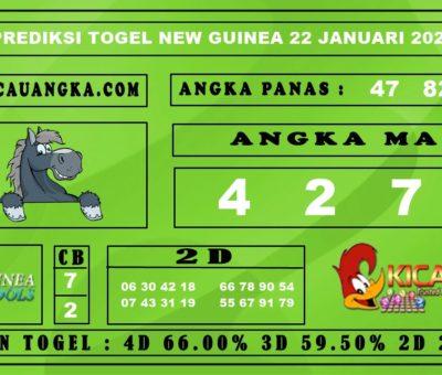 PREDIKSI TOGEL NEW GUINEA 22 JANUARI 2020