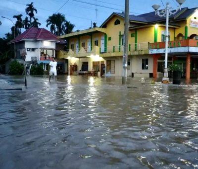 Banjir Di Mana Mana