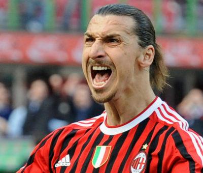 zlatan Ibrahimovic Gabung Milan