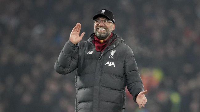Klausul Kontrak Unik Klopp di Liverpool