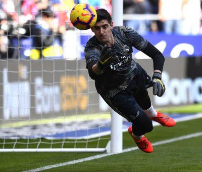 Thibaut Courtois Bisa Jadi Kiper Terbaik Dunia Bersama Real Madrid