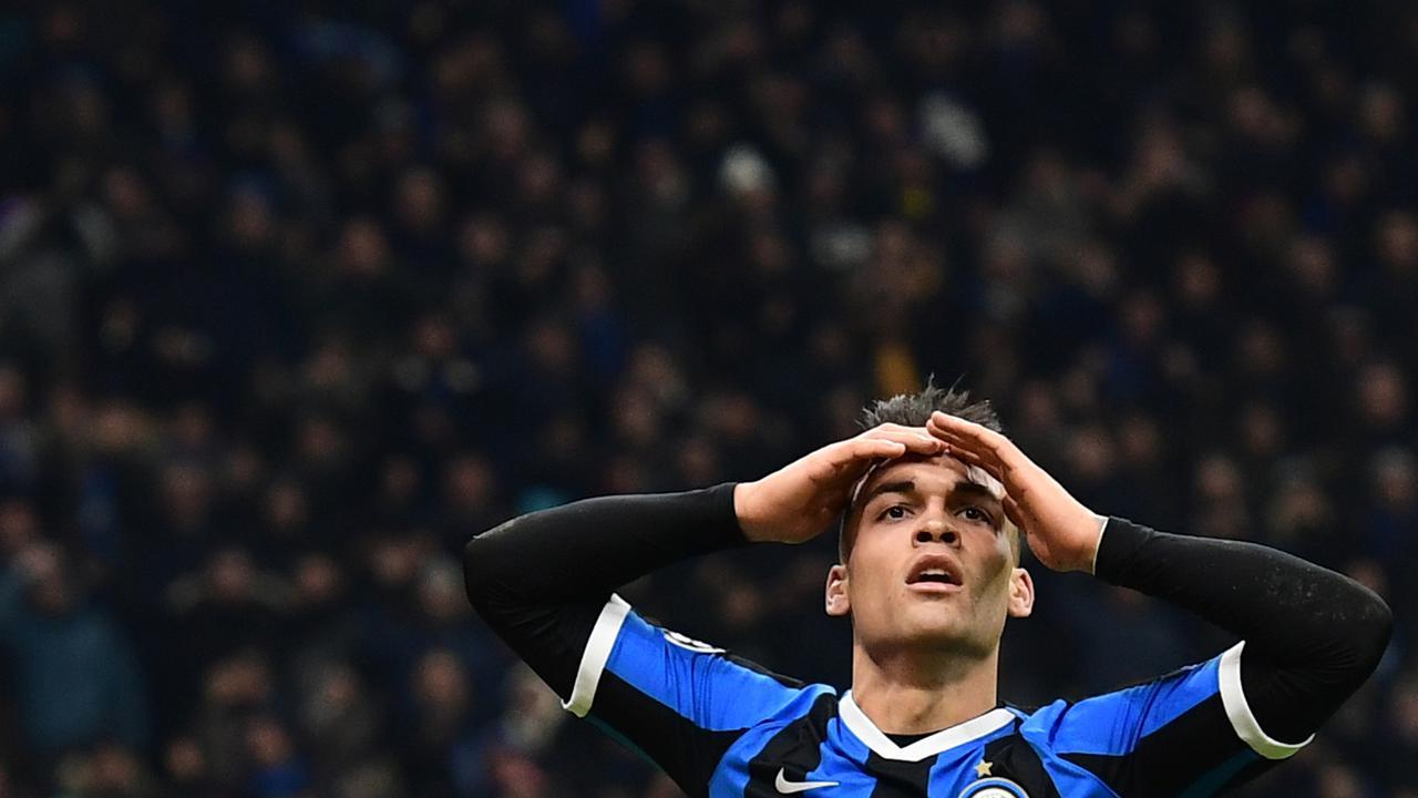 Barcelona Gigit Jari Usai Paket Tawaran untuk Lautaro Martinez Ditolak Inter Milan