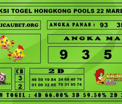 PREDIKSI TOGEL HONGKONG POOLS 22 MARET 2020