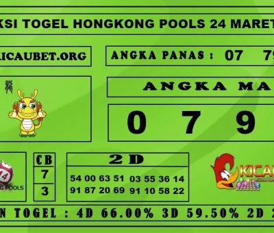 PREDIKSI TOGEL HONGKONG POOLS 24 MARET 2020