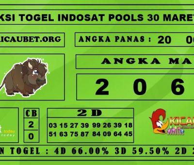 PREDIKSI TOGEL INDOSAT POOLS 30 MARET 2020
