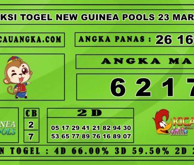 PREDIKSI TOGEL NEW GUINEA POOLS 23 MARET 2020