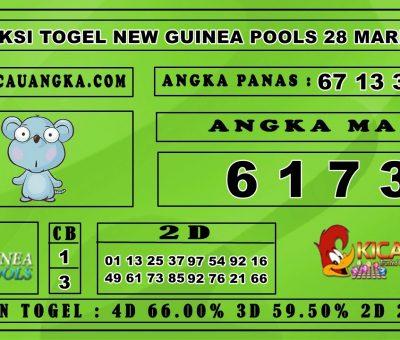 PREDIKSI TOGEL NEW GUINEA POOLS 28 MARET 2020