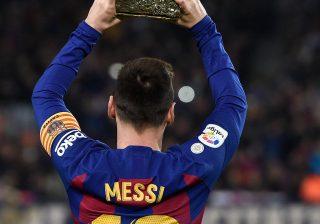 Dokumen Sakti yang Bisa Bikin Lionel Messi Hengkang