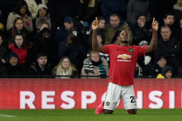 Manchester United Bakal Perpanjang Masa Pinjaman Odion Ighalo