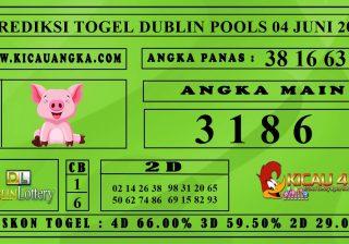 PREDIKSI TOGEL DUBLIN POOLS 04 JUNI 2020
