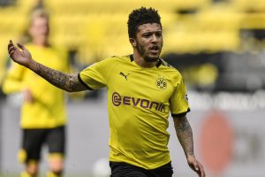 Dortmund Menyiapkan Skenario Tanpa Jadon Sancho Musim Depan