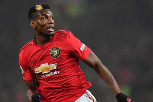 Trofi Liga Europa Hadiah yang Pas buat Paul Pogba bersama Manchester United