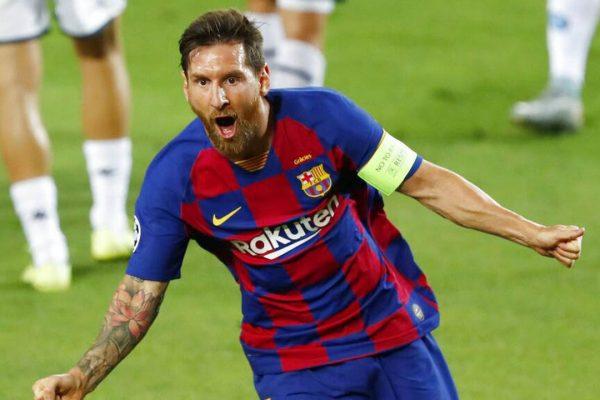 Pelatih Real Madrid: Lionel Messi Pemain Terbaik Sepanjang Masa