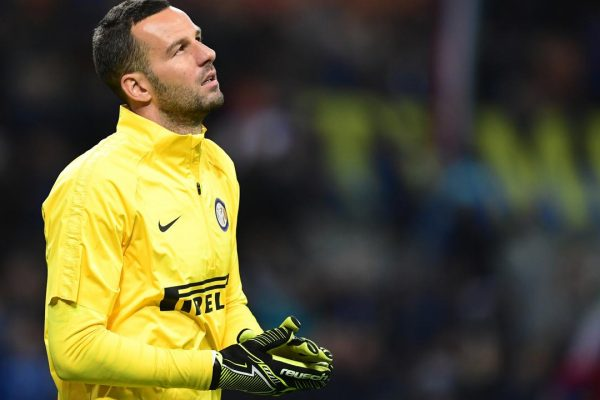 Sudah Lama Tidak Angkat Piala, Kiper Inter Milan Fokus Juara Liga Europa