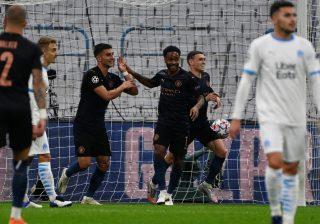 Manchester City Menang Meyakinkan di Markas Marseille