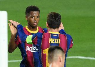 Juventus Ternyata Pernah Coba Membajak Ansu Fati dari Barcelona