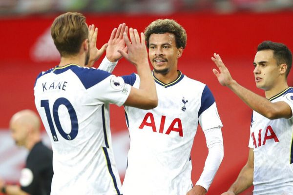 Jose Mourinho Sebut Tottenham Belum Sekelas Real Madrid