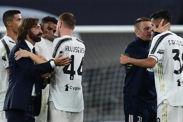 Juventus Belum Sangar, Andrea Pirlo Tetap Santai