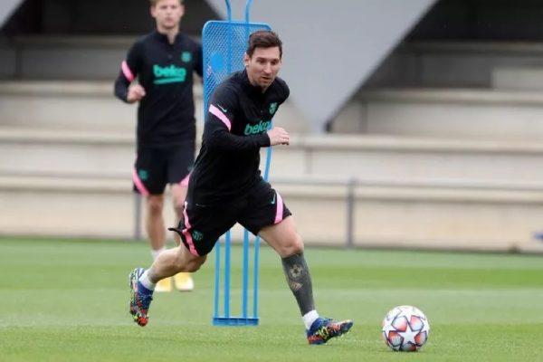 Nama Baik Messi Tercoreng