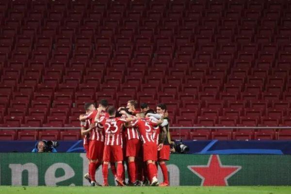 Atletico Madrid Menang Dramatis