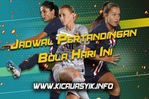JADWAL PERTANDINGAN BOLA 01-02 NOVEMBER 2020