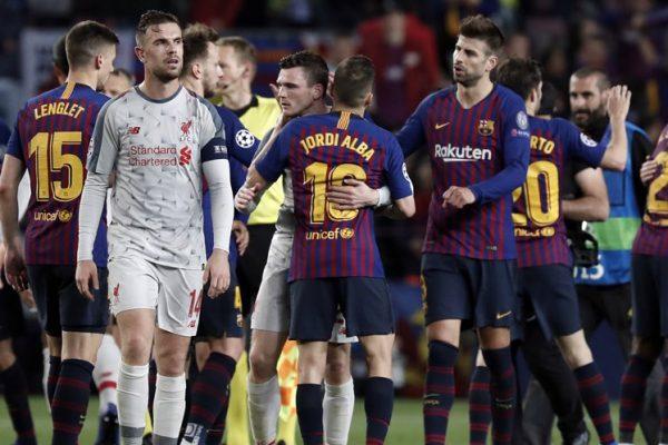 Capres Barcelona Ini Ingin Copas Slogan YNWA