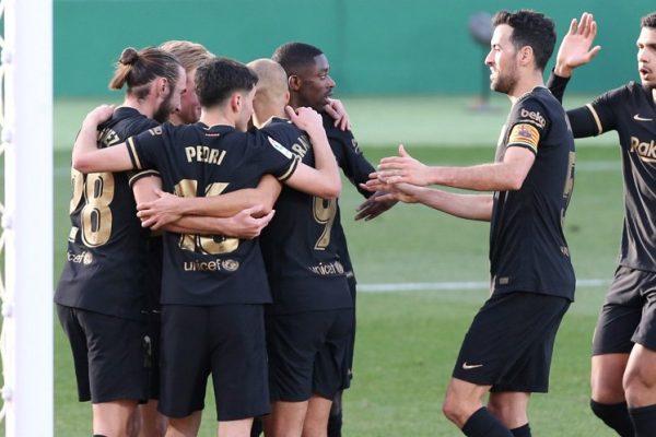 Hasil Pertandingan Elche vs Barcelona: Skor 0-2