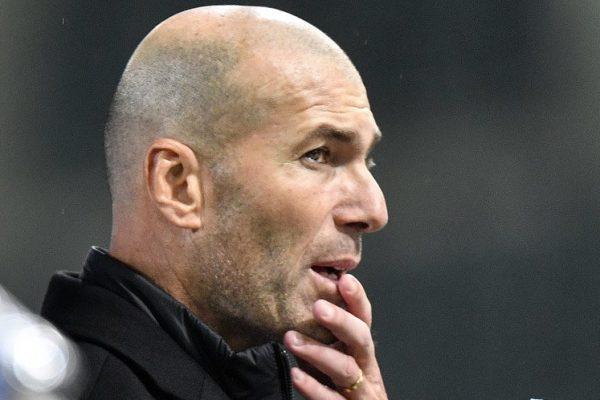Real Madrid Konfirmasi Zinedine Zidane Positif COVID-19