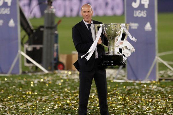 Pujian Eks Barcelona untuk Zidane: Ia Salah Satu Pelatih Paling Mengesankan
